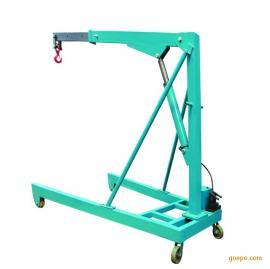 SY-1型手动液压吊车