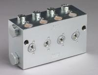 林肯VSKV-4双线分配器,VSL6-KR分配器
