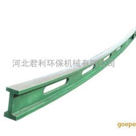 R5250方坯单弧型连铸机对弧样板