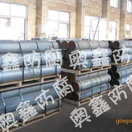 浅埋式预包装高硅铸铁阳极