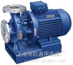 ISWHB100-200防爆型304不锈钢卧式化工离心泵