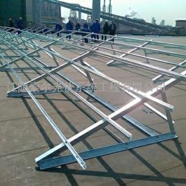 斜屋面支架|屋面太阳能支架