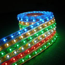 5050led软灯条1米60灯滴胶防水led软性灯带