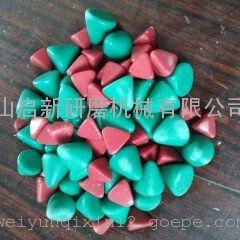 绿色研磨石 树脂研磨石 磨料