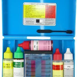 水质测试盒,泳池水质测试液