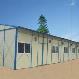 活动板房,坡顶活动房,彩钢双层坡顶房厂家