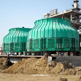 兴华圆形逆流式冷却塔厂家