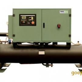 清华同方全热回收螺杆式水源热泵机组