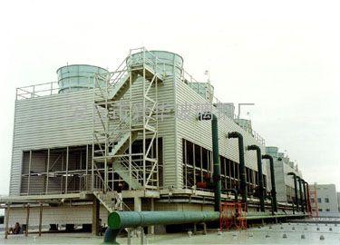 横流式冷却塔用途|方形横流式冷却塔