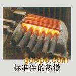 不锈钢标准件热锻加热设备