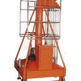 供应套缸式液压升降平台、高空作业平台、升降机