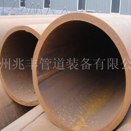 1000镀锌管 河北1320直缝钢管厂供应、厚壁1420直缝焊管 防腐钢管