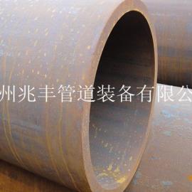 河北镀锌管 1200结构厚壁直缝钢管、1220厚壁大口径直缝焊管