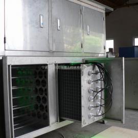 Duke农药厂废气除臭设备(或光解氧化除臭设备)