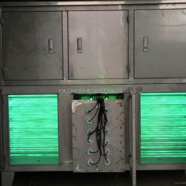 Duke喷漆废气除臭设备(或光解氧化除臭设备)