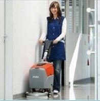 哈高B12自动洗地机吸干机