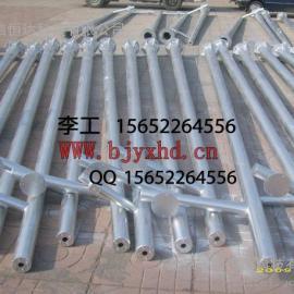 50北京监控防雨箱,监控预埋件,监控杆定做
