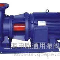 上海申欧水泵厂SWB250-410便拆卧式单级双吸空调泵