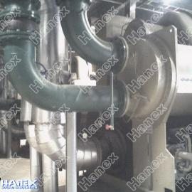 冷水�C�M�p振降噪工程