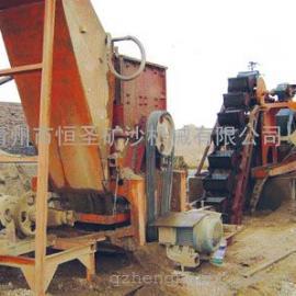 山东恒圣破碎制砂设备