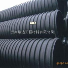 丽江钢带管-普洱HDPE钢带管-思茅宁洱墨江钢带管