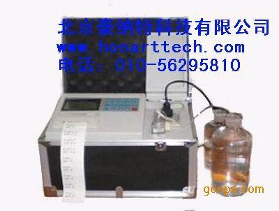 HNT-2BX型豪纳特微生物电极法BOD快速测定仪