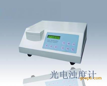HNT-3AP实验室台式浊度计可选RS232或内置打印机