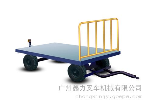 拖车的结构组成图