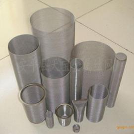 厂价直销-不锈钢过滤网筒滤筒滤器滤管-安平县天宝金属丝网厂