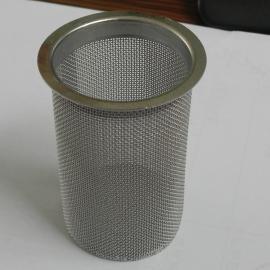 篮式过滤筒|篮式过滤器|滤筒|过滤筒-安平县天宝金属丝网厂