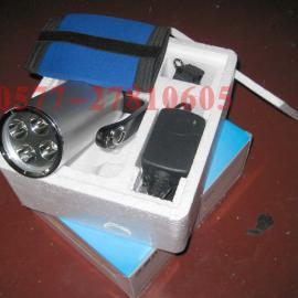 BT-RJW7102手提式防爆探照灯(四颗LED光源)