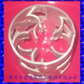 铝合金鲍尔环�蚵帘�尔环填料�蚣状级�氧化碳汽提塔不锈钢鲍尔环��