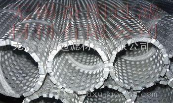 供应不锈钢过滤管 冲孔过滤网筒