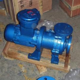 CQB40-32-115F防爆型氟塑料磁力泵
