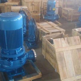 IHG65-250立式304不�P�化工管道泵
