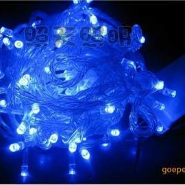 厂家批发户外LED灯串 节日装饰LED灯串 LED串灯