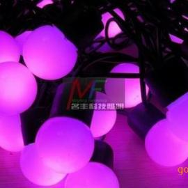 厂家供应圆球LED灯串 防水LED灯串 5米LED灯串