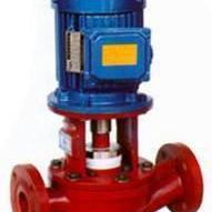 SL40-20玻璃钢立式管道离心泵