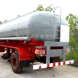 耐酸碱玻璃钢运输罐