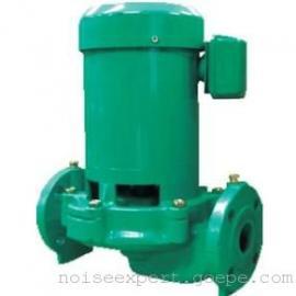循环泵噪声治理