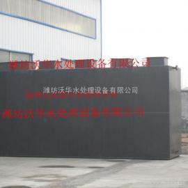 阜阳地埋式污水处理设备的科学管理