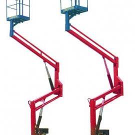 自行走折臂式升降平台SQPT0.16-10