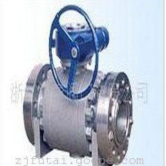 锻钢固定球阀/浮动球阀/球阀/涡轮球阀