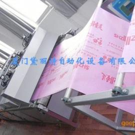 无纺布丝网印刷机