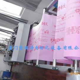 双色丝网印刷机