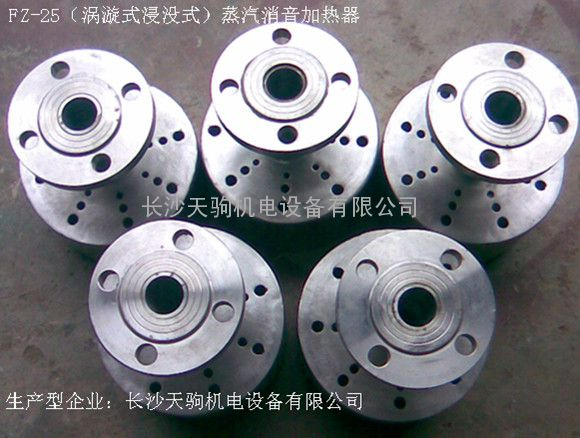 FZ(HX)-40涡旋式蒸汽消音加热器