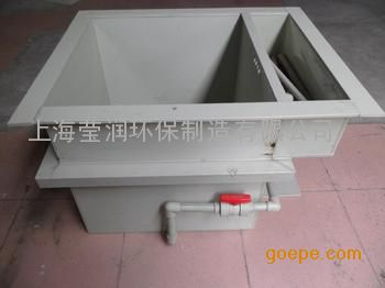 提供PP耐腐蚀水槽加工价格