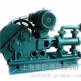 WBR-15/15活塞式电动高温往复泵