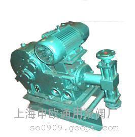 WB1-0.75/25柱塞式电动往复泵