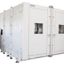 昆山步入式高低温湿热试验箱
